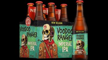 New Belium Voodoo Imp Ipa