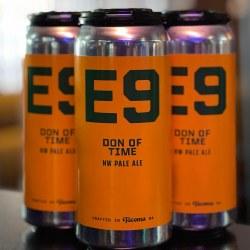 E9 Don Of Time Pale Ale