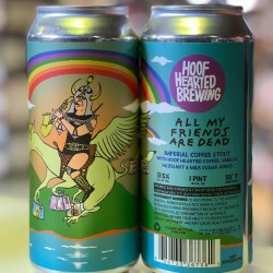 Hoof Hearted My Friends Stout