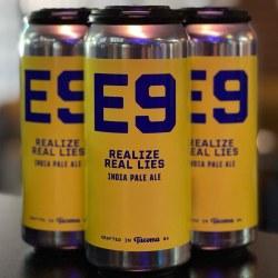 E9 Realize Real Lies Ipa