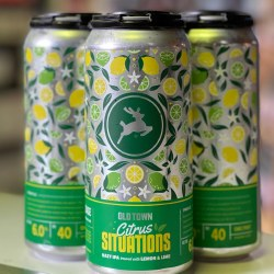 Old Town Citra Situation Ipa