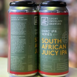 Lucky Envelope Sth African Ipa