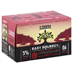 2 Town Cider Easy Squeezy 6pk