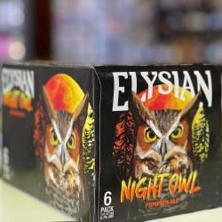 Elysian Night Owl Pumpkin