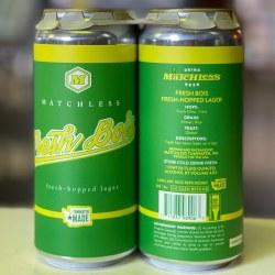 Matchless Fresh Bois Lager