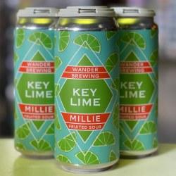 Wander Key Lime Millie