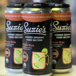 Suzies Hard Seltzer Moscowmule