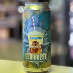 450 North Blurriest Slushy