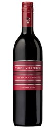 3 Rivers Red 750ml