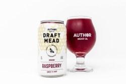 Author Draft Mead Raspberry