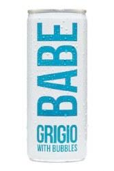 Babe Grigio With Bubble 4pk C