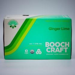 Boochcraft Ginger Lime