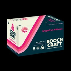 Booch Craft Starwberry Lem