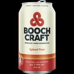 Boochcraft Spiced Pear