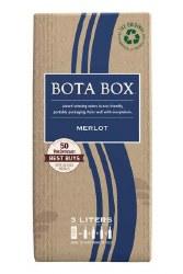 Bota Merlot Box