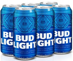 Budlight 6pk C