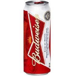 Budweiser 24oz