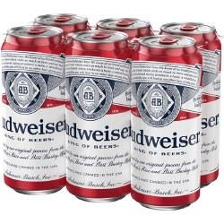Budweiser 6pk C