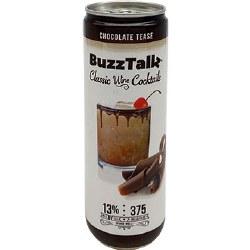 Buzztallz Chocolate Tease375ml