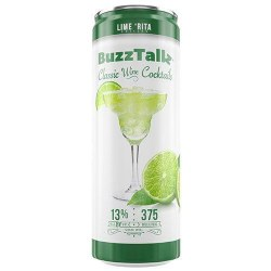 Buzztallz Lime Rita 375ml