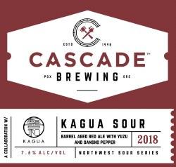 Cascade Kagua Sour