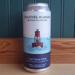 Channel Marker Cran Clove