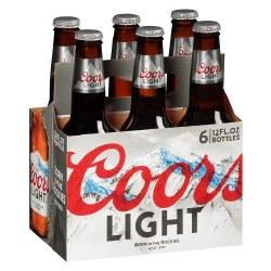 Coors Light 6pk C
