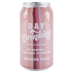 Day Drinking Peach 12oz C