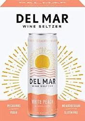 Del Mar Wine Seltzer Bc 4pk