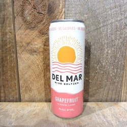 Del Mar Wine Seltzer Grpft 4pk