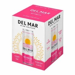 Del Mar Wine Seltzer Wp 4pk