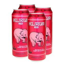 Delirium Red Belgian Ale