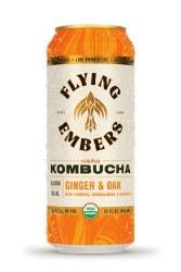 Flying Embers Ginger