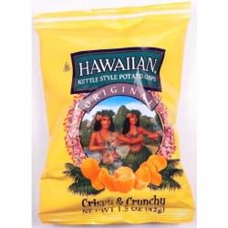Hawaiian Potato Chips 1.5oz
