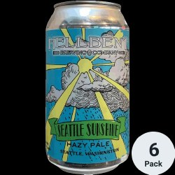 Hellbent Seattle Sunshine 6pk