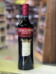 Yzaguirre Rojo Vermouth