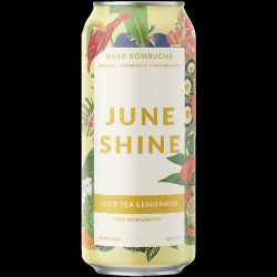Juneshine It Lemonade Kombucha