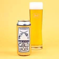 Matchless Mexico Gold Lager