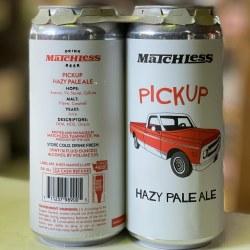 Matchless Pickup Pale Ale