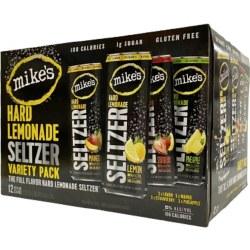 Mikes Hard Lemonade Seltzer