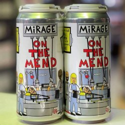Mirage On The Mend Pale Ale