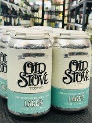 Old Stove Lager