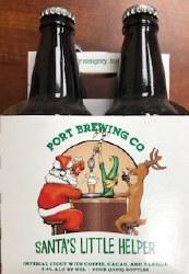 Port Brewing Santas 4pk B