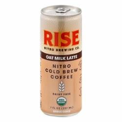 Rise Coffee Oat Milk Latte