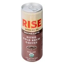 Rise Coffee Oat Milk Mocha
