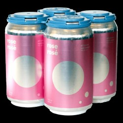 Stillwater Seltzer Rose 4pk C