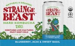 Strainge Beast Blueberry Aca