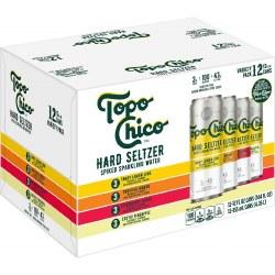 Topochico Hard Seltzer Variety