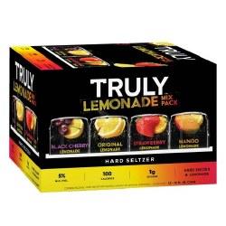 Truly Lemonade Seltzer 12pk