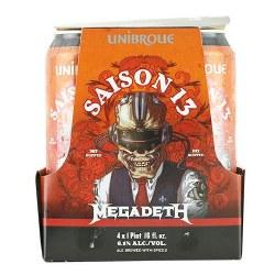 Unibroue Saison 13 Megadeth